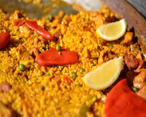 Chicken, turkey, pork, venison, green beans, peas, red pepper… etc